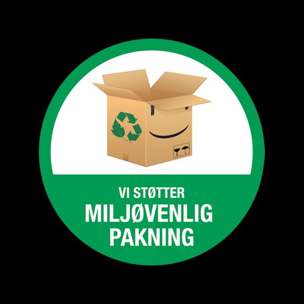 Miljøvenlig Pakning – Vi gør en forskel for miljøet
