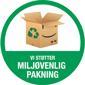 Jasa Company benytter Miljøvenlig Pakning