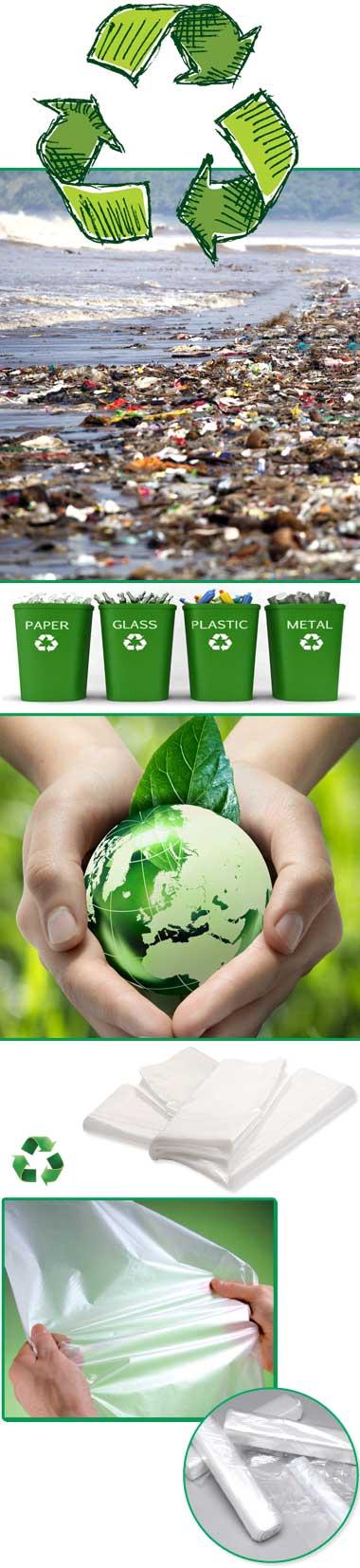 Plastik i miljøet