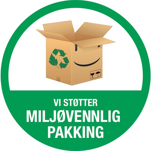 Miljøvennligpakking