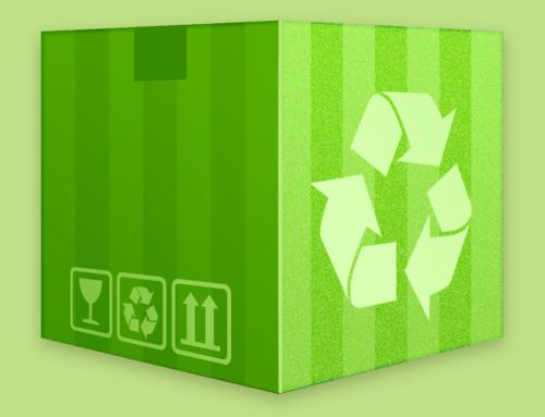 Miljøvenlige Papkasser